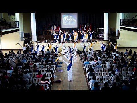 KKM-LSFI Dance Department x Dance Like David Danced-Joshua Aaron - YouTube