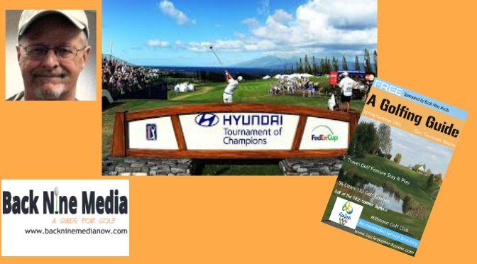 2016 Golf: Preview Hyundai Tournament of Champions