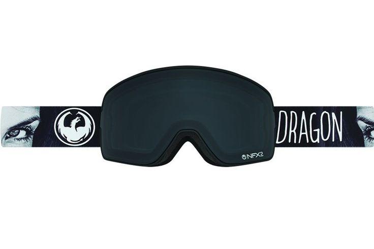 Other Snowboarding 159155: New Dragon Nfx2 Ski Snowboard Goggles Mistress Dark Smoke + Bonus Ion Lens -> BUY IT NOW ONLY: $116.97 on eBay!