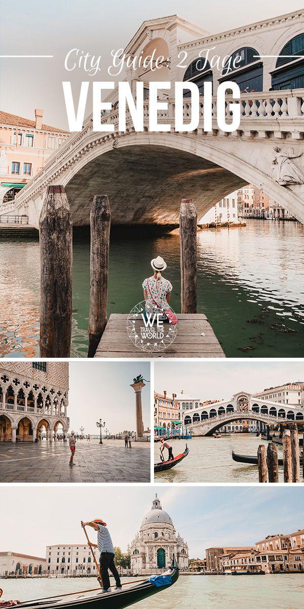 Guia da cidade de Veneza: 20 grandes coisas que você deve ter visto e feito em Veneza   – Unsere Reisetipps | WE TRAVEL THE WORLD Blogposts