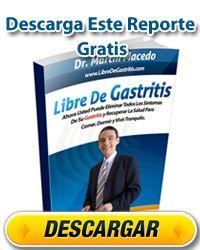 cura de la gastritis
