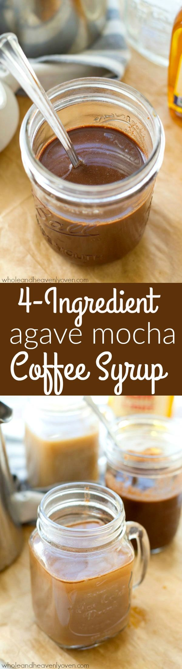 Agave Syrup Recipe