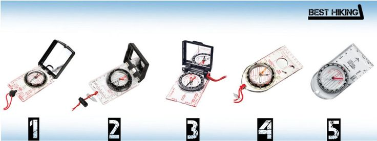 """Best Hiking"" Compasses"