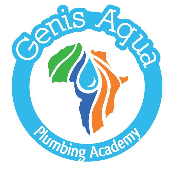 This is the logo we designed for the Genis Aqua Plumbing Academy. Contact us to have your own professional logo designed for only $14.  #logo #logo_design #design #graphics #plumbing #plumbing_logo #graphic_design #graphic_designer #africa #african_logo #creative_branding #creative_logos #branding