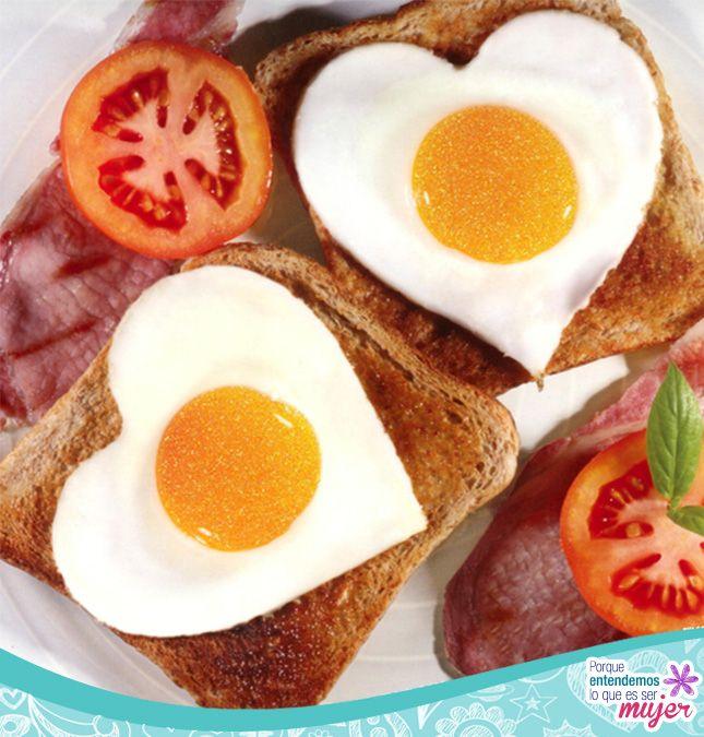 #Desayuno #Huevo #BuenosDias