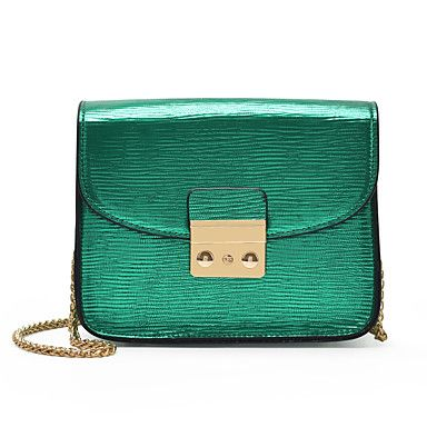 Night out? Take this awesome green shoulder bag! Repin if you like it too