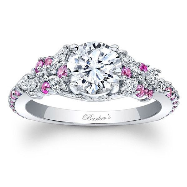 17 Best Images About Pink Sapphire Engagement Rings At Ben
