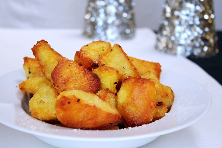 #3 Perfect crispy roast potatoes