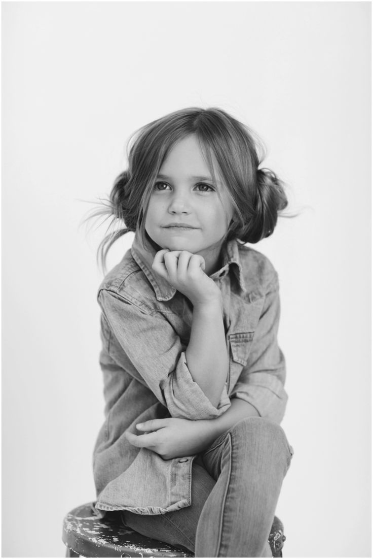 Phoenix, AZ: Kids Fashion Photography // Child Model // Studio Photography // Girls Fashion // Simple Photography  Ace Fanning Photography // http://blog.acefanningphotography.com