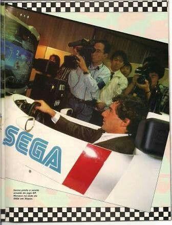 Senna - Sega