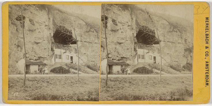 Johannes W. Merkelbach & Co   Rotswoningen, Johannes W. Merkelbach & Co, 1880 - 1920  