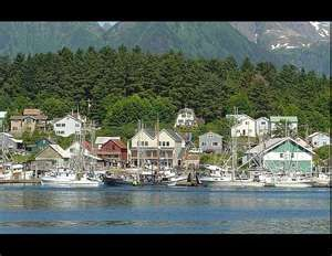 sitka alaska....I want this to be our summer home