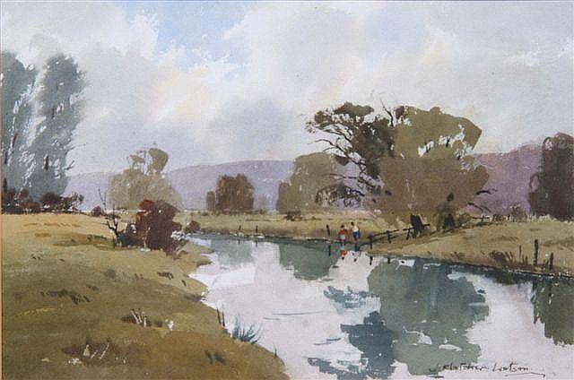 trevor waugh   James Fletcher-Watson Biography, Works of Art, Auction Results ...