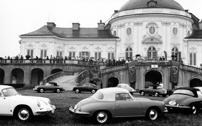 Los clubes Porsche celebran sus 60 años en el Museo