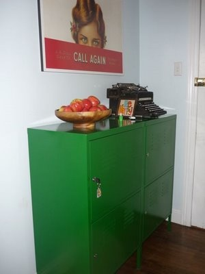The Lark: IKEA PS Cabinet Makeover