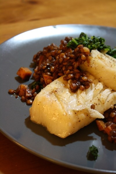 BBQ Lentils | Healthy | Pinterest