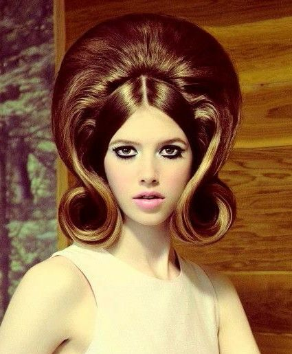 with hair styles bouffant hair 212 best images about teased hair on 3762