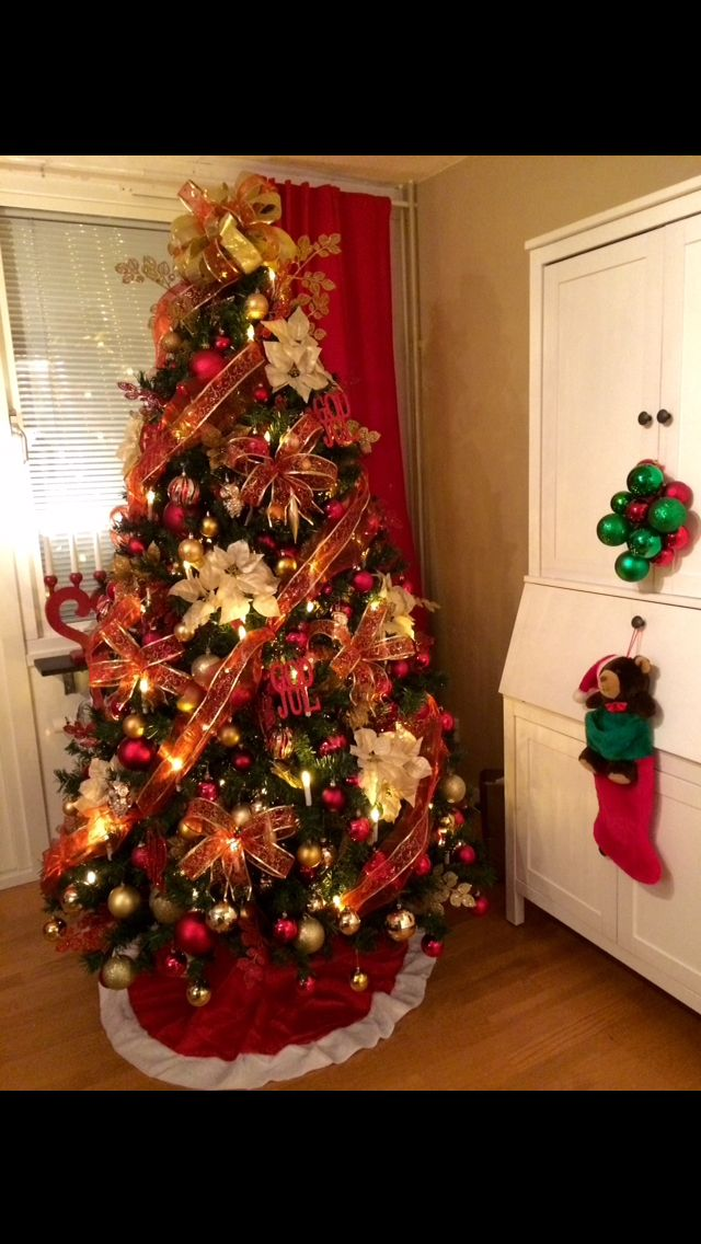 My Christmas Tree 2015 Almost finished..
