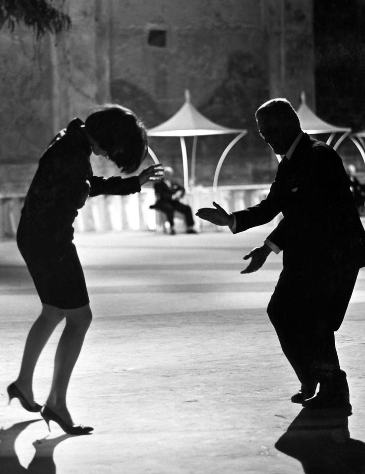 8½ (1963)  A harried movie director retreats into his memories and fantasies. (138 mins.) Director: Federico Fellini Stars: Marcello Mastroianni, Anouk Aimée, Claudia Cardinale, Sandra Milo