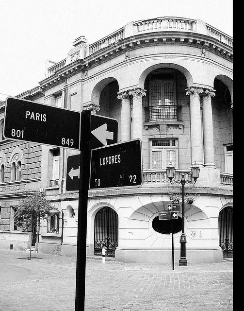 Barrio Paris - Londres