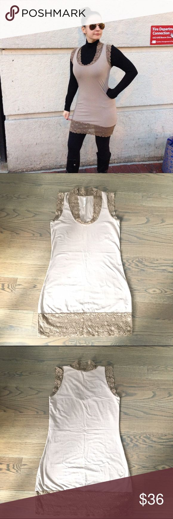 Body con Free People Lace Dress Body con Free People Lace Dress                            - Excellent shape (only worn once)                             - Smoke free & pet free home                                   - Feel free to make me an offer Free People Dresses Mini