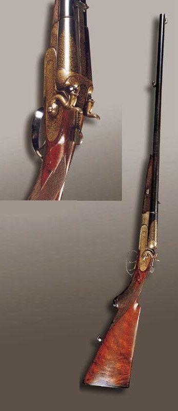 Охотничий штуцер. Россия. 1895г.