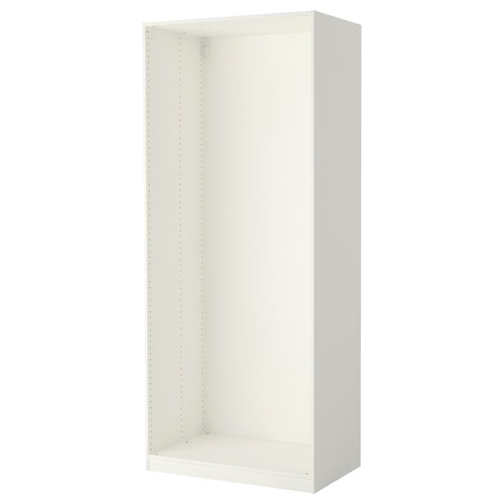 pax caisson d 39 armoire blanc 100x35x201 cm ikea am nagement cellier pinterest ikea pax. Black Bedroom Furniture Sets. Home Design Ideas