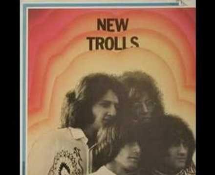 New Trolls - Lei mi Diceva