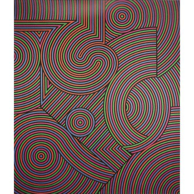 Tekers-MC - Victor Vasarely OP ART