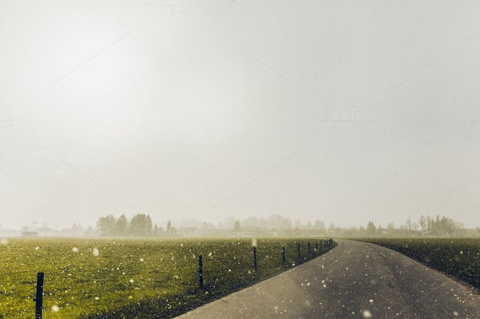 Magic of Road by Krisp_Krisp on @creativemarket