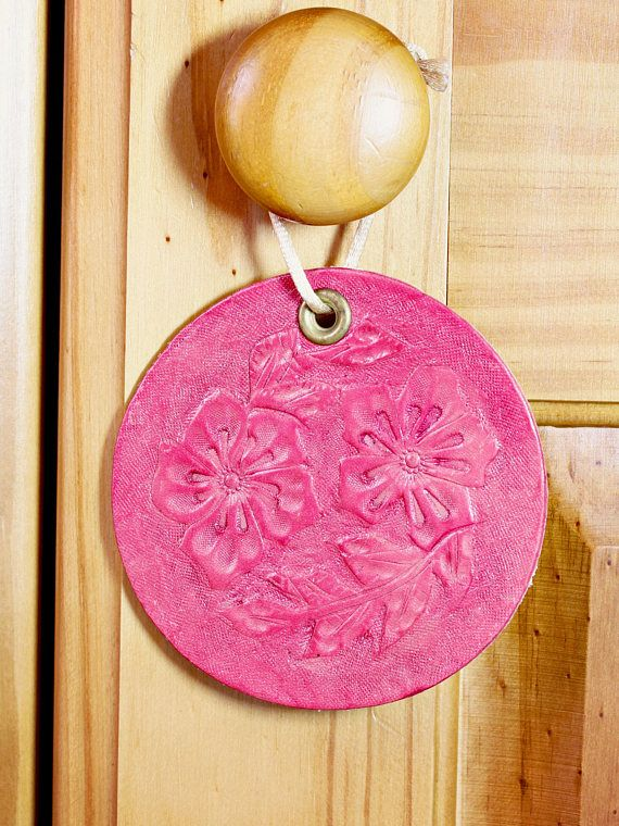 Hand Carved Leather Door Hangers, Door Decoration, Floral Door Hanging, Repin To Remember. #floral, #floraldoorhanger, #floralcarving, #handcarvedleather, #carvedleather, #leatherdoorhanger, #doorhanger, #doorhanging, #handmadedoorhanger, #handmadedoorhanger, #leatherdoorhanging, #leather, #handtooledleather, #tooledleather, #etsy, #etsyshop, #etsyfinds, #etsygifts, #handmade, #handmadewithlove, #tinasleathercrafts.