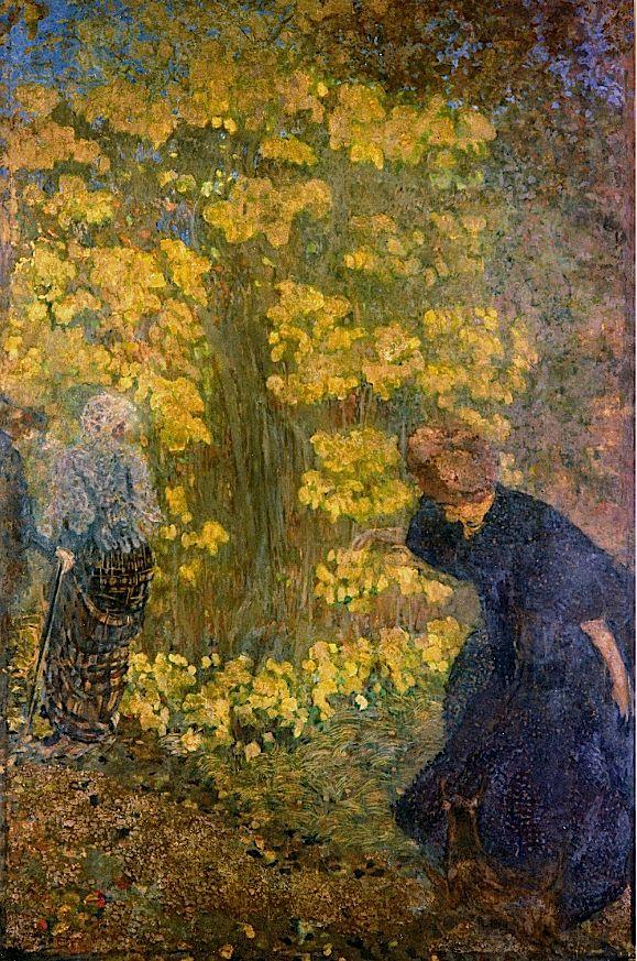 EDOUARD VUILLARD (1868-1940) Les Lilas