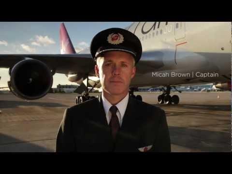 Virgin Atlantic – Story Telling & EmployerBrand #video #videomarkkinointi