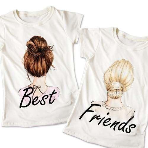 Nuevo! Blusas Mejores Amigas Best Friends Playera 012 $ 299.00 – Bestfriend Shir…
