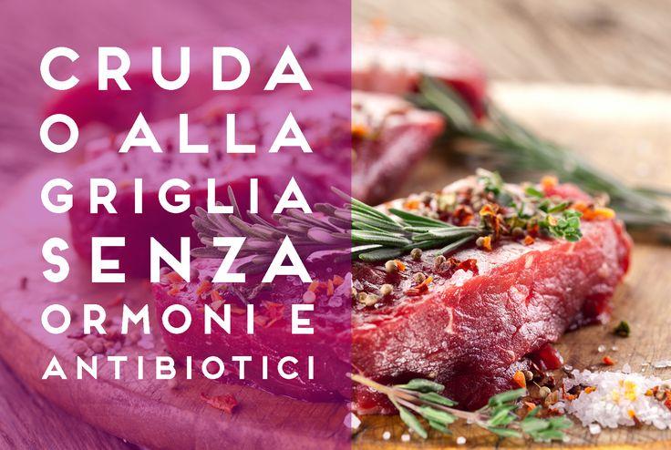 #carne #griglia #tartare #organic #bio #senzaormoni