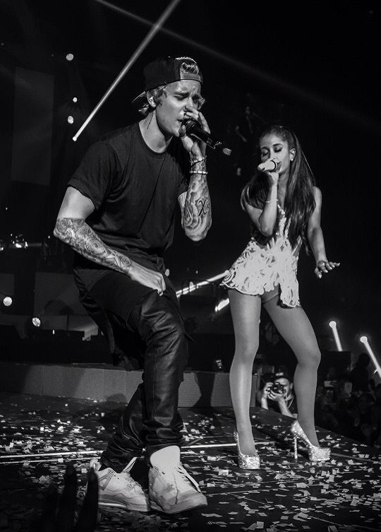 Justin Bieber and Ariana Grande!!! ... - Ariana Grande Style