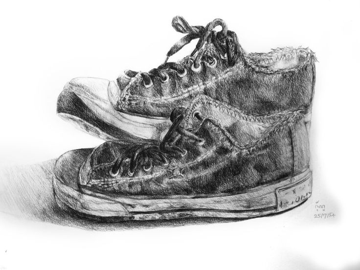 a3d93b967c5 Shoe Drawing - Lessons - Tes Teach