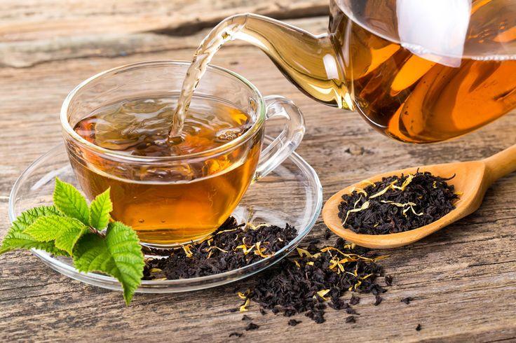 Schwarzer Tee - Schwarztee Aromatisiert - Versand-Büsumer Theehaus