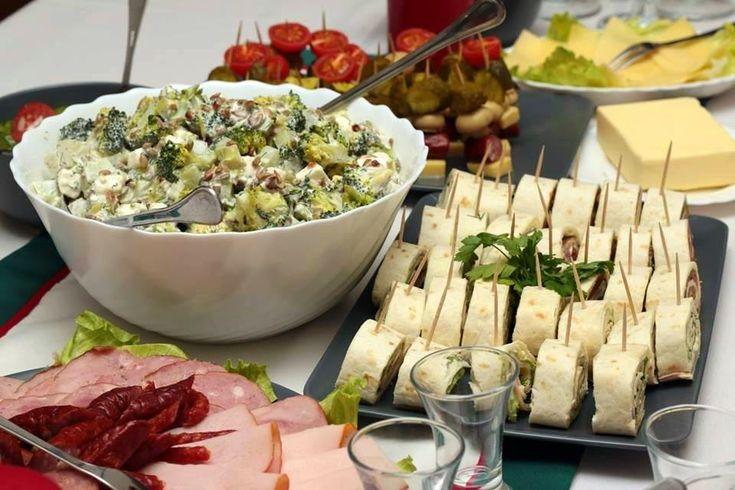 Cukromania: Przekąski na imprezę - sushi z tortilli