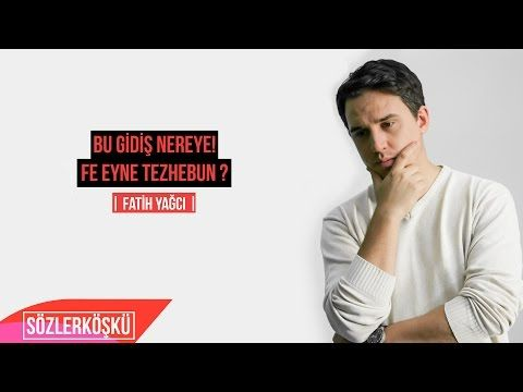 BU VİDEO SENİ KENDİNE GETİRECEK! | Mert Güngör - YouTube