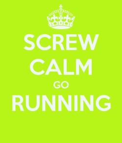#Fitspiration!Treadmills Workout, Fit Outfit, Elliptical Workout, Workout Lists, Screw Calm, Keep Calm, Running Shirts, Baby Step, Running Motivation