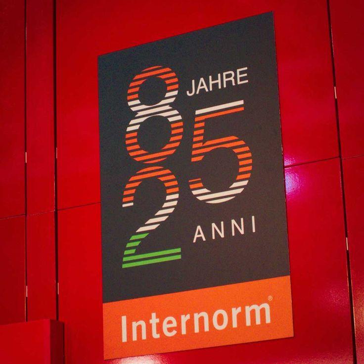 Due anniversari per le finestre Internorm #Internorm #PVC #Anniversario #Finestre