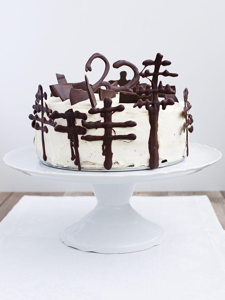 Schwarzwaldský dort / black forrest cake