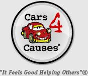 Donate your vehicle to us.