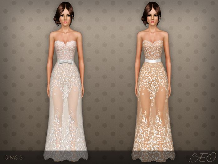 Summer dress sims 3 nraas