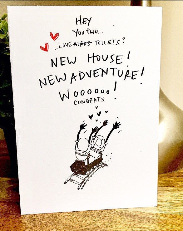17 Best Ideas About New House Card On Pinterest