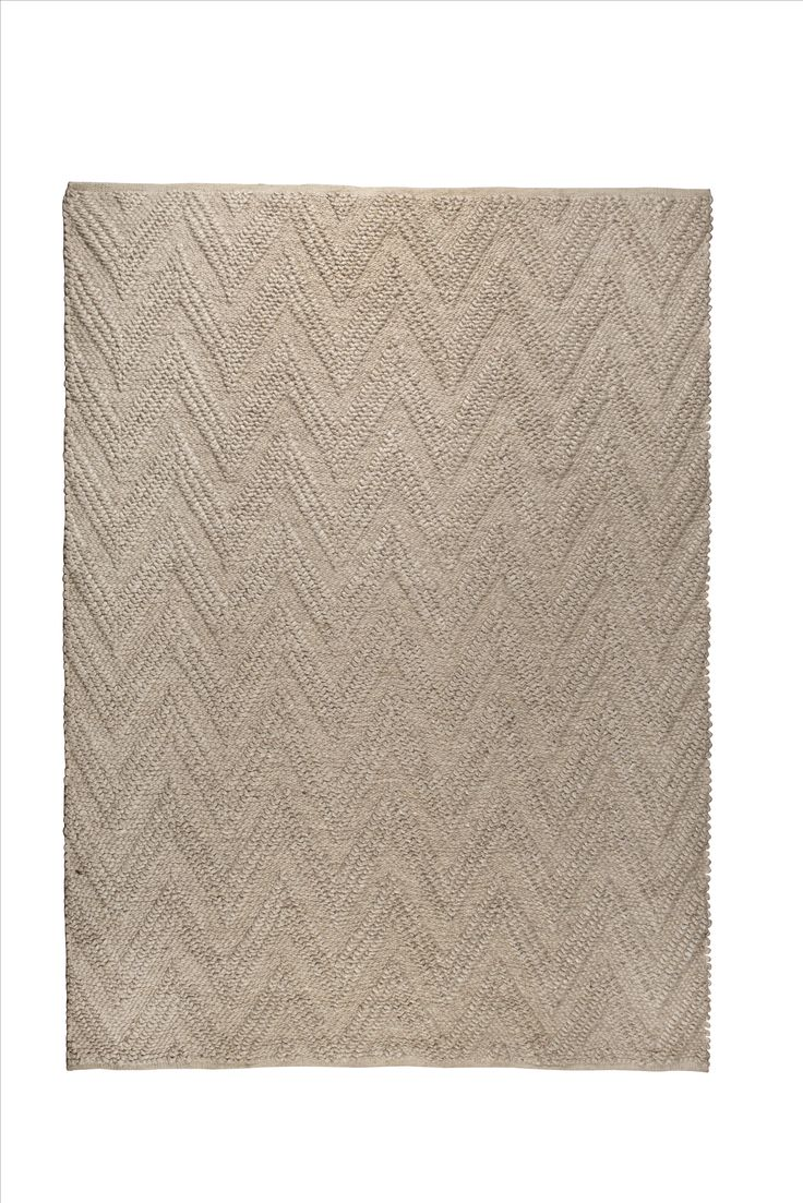 Zuiver Punja carpet has a nice cable-knit look to it. Punja is like your  favourite sweater on the floor!