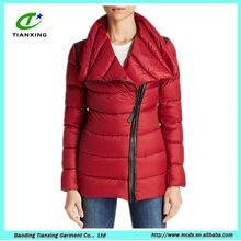 big collar zip-detachable sleeves down coat Best Seller follow this link http://shopingayo.space