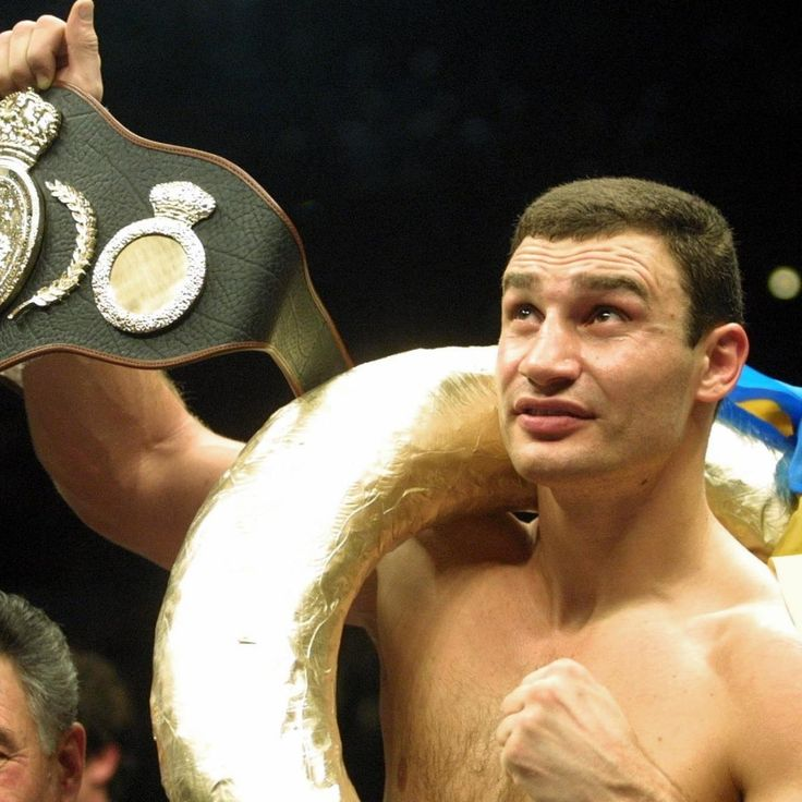 Vitali Klitschko, Erik Morales, Winky Wright Elected to Boxing Hall of Fame