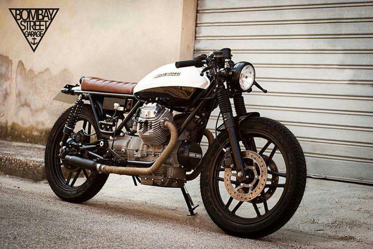 144 best images about moto guzzi on pinterest santiago for Garage custom moto